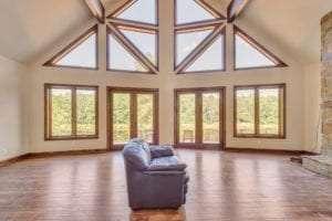 Luxury Custom Family Room by True Living Custom Homes