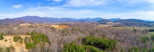 mountain panoramic view