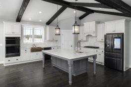 Luxury Custom Kitchen by True Living