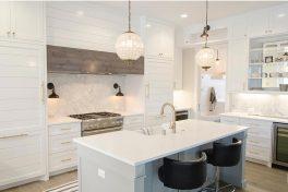 Luxury Custom Kitchen White