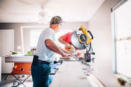Construction Worker at True Living